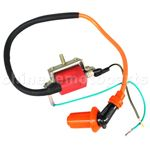 Performance Ignition Coil for 50cc-125cc ATV, Dirt Bike & Go Kart
